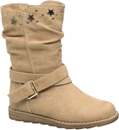 Cupcake Couture Star & Buckle Boot