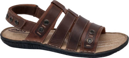 AM SHOE Single Strap Full Sandals