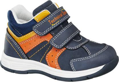 Bobbi-Shoes Gležnjače sa čičak trakom