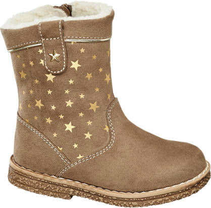Cupcake Couture Star Pattern Boot