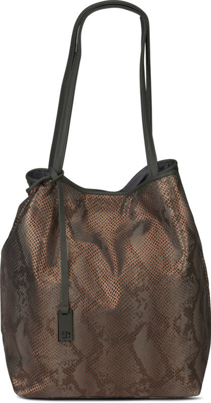 Tom Tailor Tom Tailor Shopper - MILA SNAKE