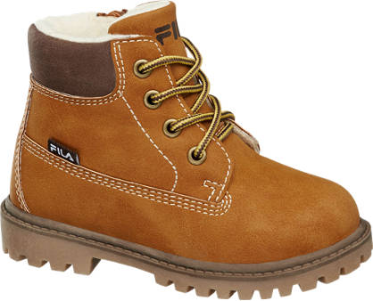 Fila Fila Lace Up Boot