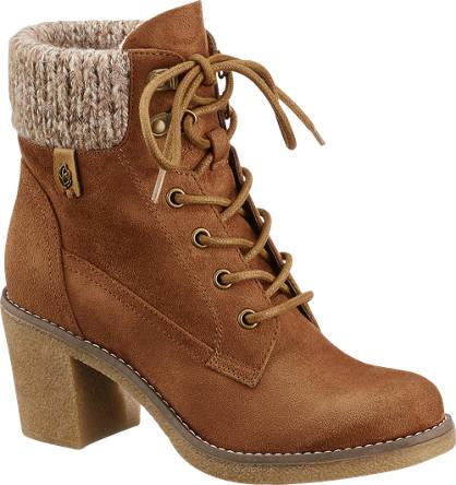 Graceland Graceland Boot à lacet Femmes