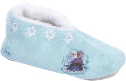 Frozen Licht blauwe frozen pantoffel