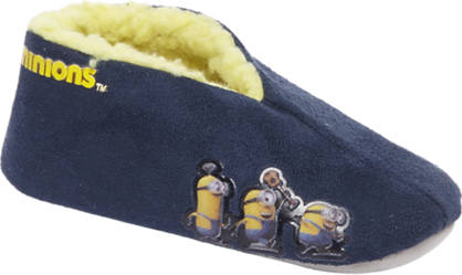 Minions Blauwe minion pantoffel