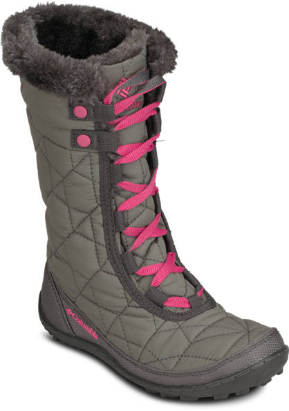 columbia columbia Thermoboots - YOUTH MINX MID II