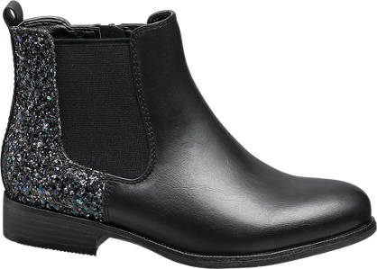 Graceland Sparkle Chelsea Boot