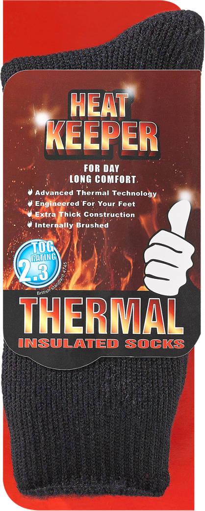 Dosenbach Dosenbach Thermo Socken Unisex 36-46