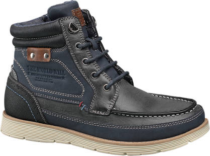 Venice Lace Up Boot