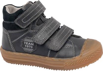 Bobbi-Shoes Leather Hi Top Boot
