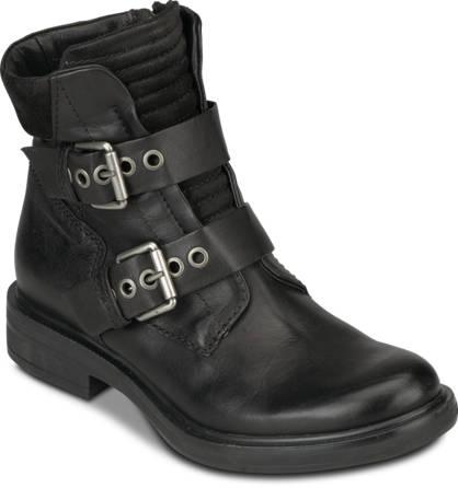 Mjus Mjus Biker-Boots - CAFE