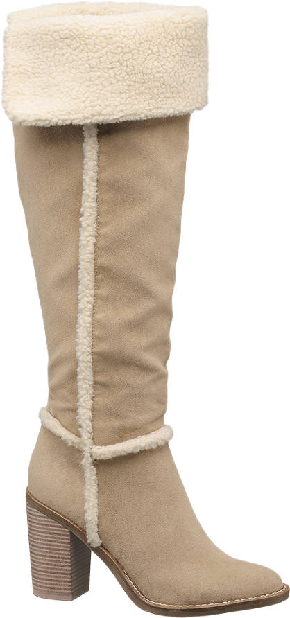 Graceland Graceland Botte Overknee Femmes
