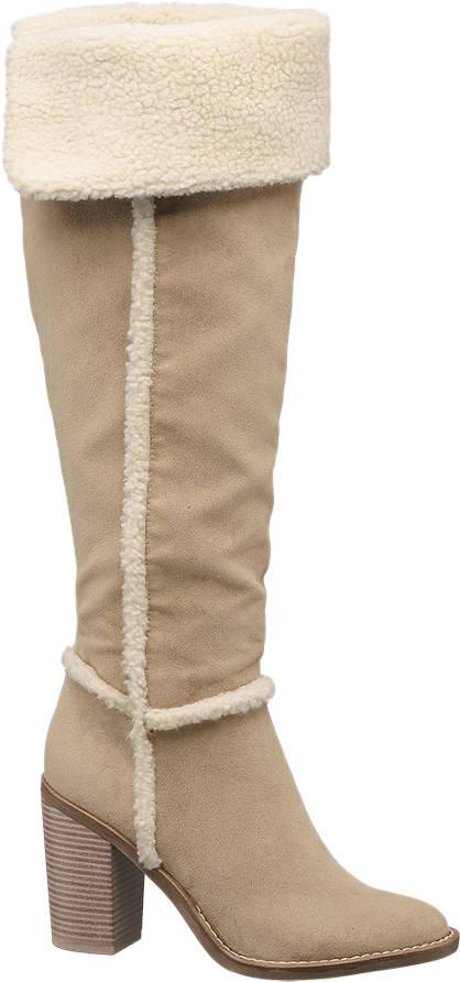 Graceland Over Knee Boots