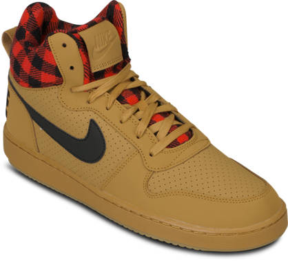NIKE Mid-Cut Sneaker - COURT BOROUGH MID PREM