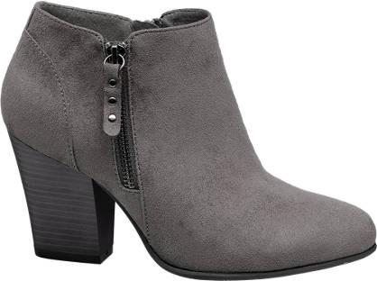 Graceland Side Zip Ankle Boots