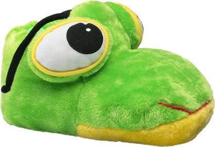 Casa mia Groene dieren pantoffel