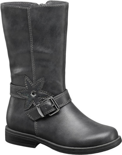 Cupcake Couture Flower Detail Boot
