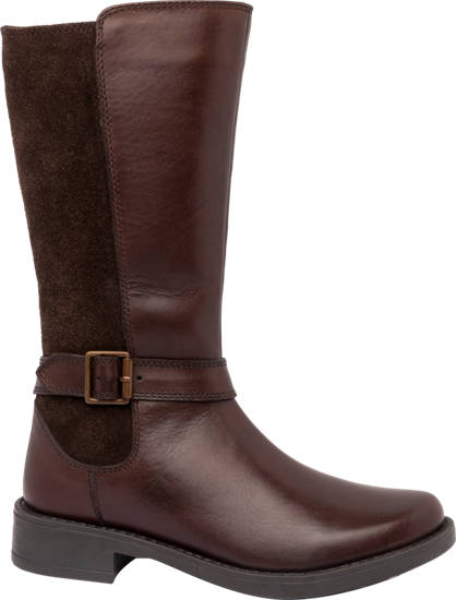 Graceland Leather Buckle Boot