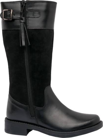 Graceland Leather Tassel Boot