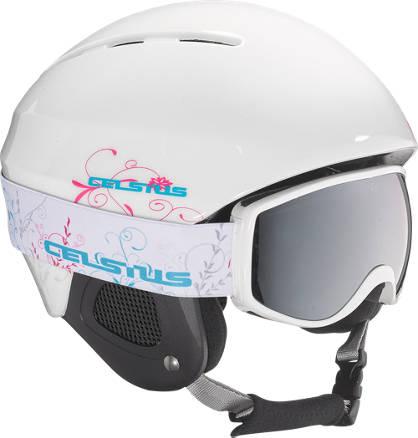 Celsius Celsius Skihelm Set T51 Mädchen