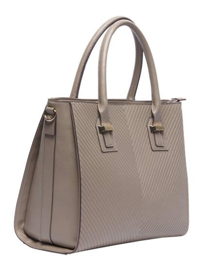 Graceland Taupe kleurige handtas