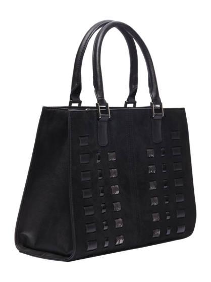 Graceland Zwarte handtas