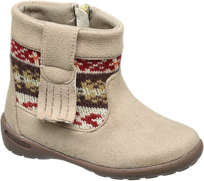 Cupcake Couture Knit Boot