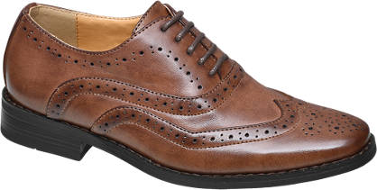 Memphis One Formal Brogue