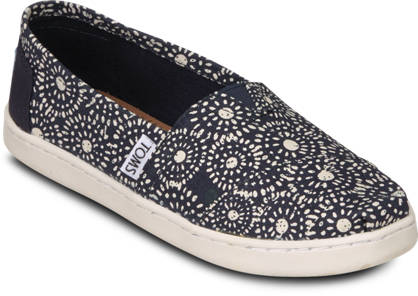 TOMS Leinenslipper - ALPARGATA YOUTH