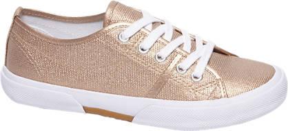 Vty Rosé sneaker metallic