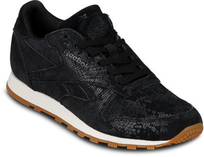 Reebok Sneaker - Classic Leather Clean Exotics