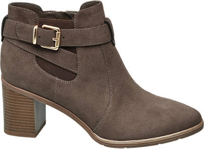 Ellie Star Collection Ankle Boot