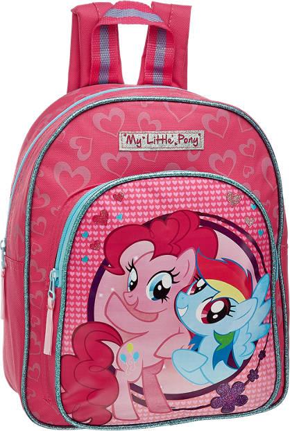 Pink lány hátizsák