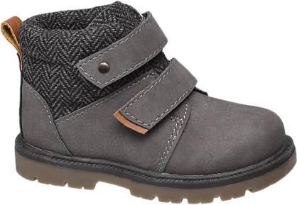 Bobbi-Shoes Toddler Boy Twin Strap Ankle Boots