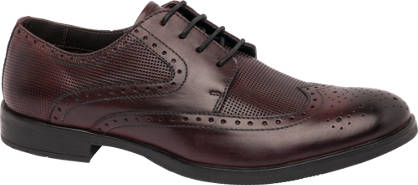 AM SHOE Lace-up Formal Shoes