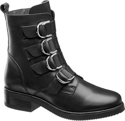 5th Avenue Buckle Detail Boot