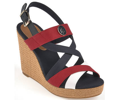 Tommy Hilfiger Wedges - ELENA