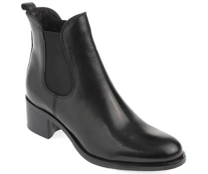 Varese Chelsea-Boots - KISHA NERO