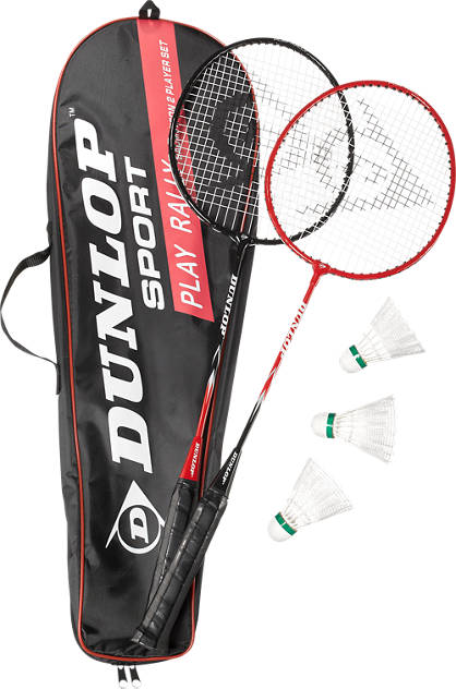 Dunlop Dunlop Play Smash 2 Player Set