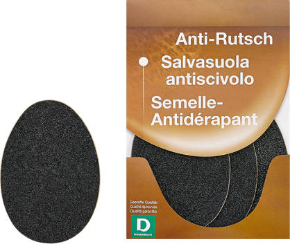 Dosenbach Dosenbach Anti-Rutsch Laufsohle Unisex
