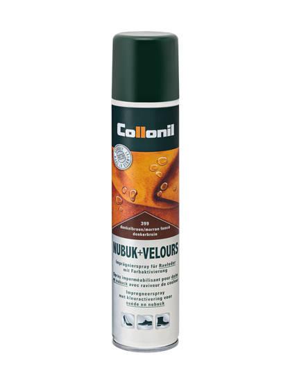 Collonil Nubuk + VELOURS d-braun - 200 ml (4,98 EUR / 100 ml)