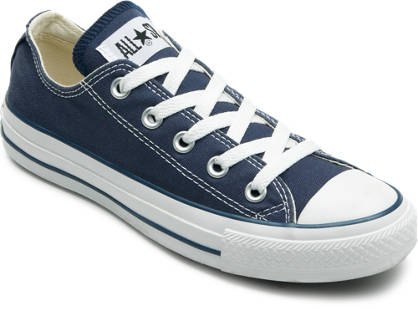 Converse Converse Leinenschnürer - AS OX CAN NAVY