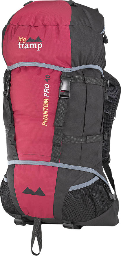 Big Tramp Big Tramp Phantom 40 L Unisex