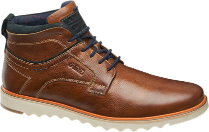 AM SHOE Casual Lace-up Boots