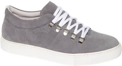AM shoe Grijze sneaker perforatie