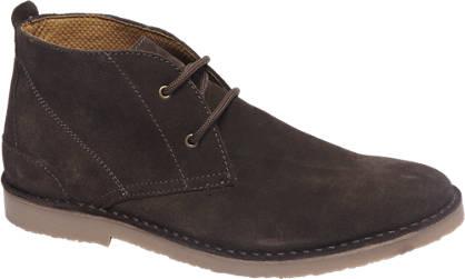 AM shoe Premium - Bruine leren desert boot