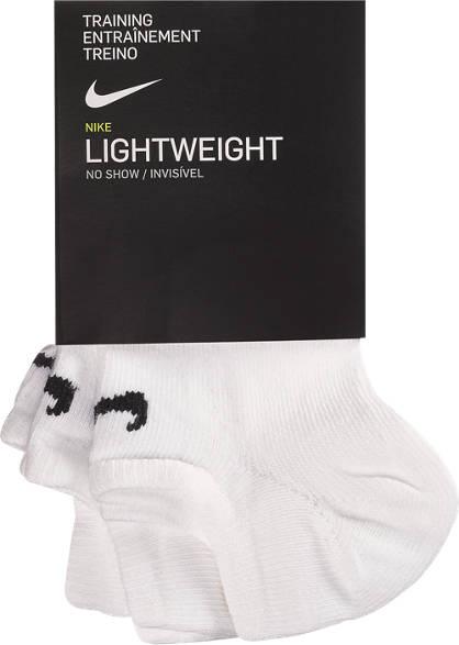 Nike Nike Chaussettes Pack de 3 Hommes 42.5-45.5