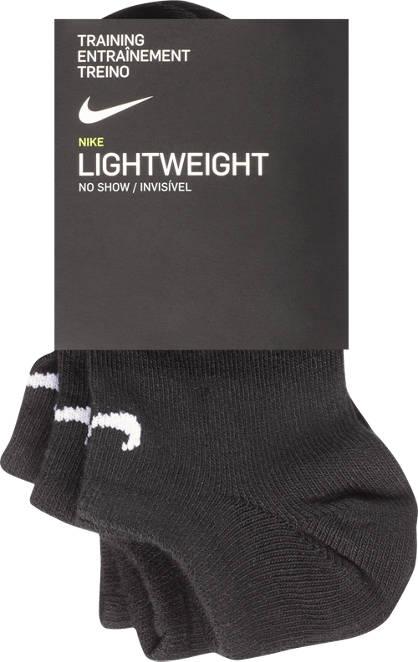 Nike Nike Chaussettes Pack de 3 Unisex 35-38