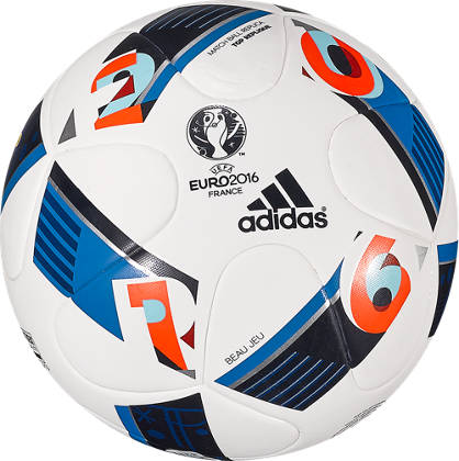 adidas adidas Ballon de football Euro 16 Training Pro