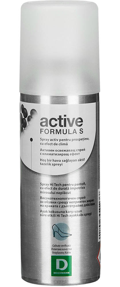Active Formula S Deo Spray